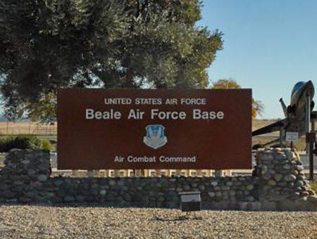 Beale AFB, Bldg. 5774