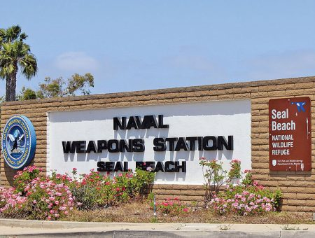 Seal Beach Naval Weapons Station