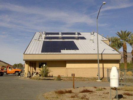 Caltrans Shoshone Maintenance Station